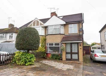 Thumbnail 4 bed semi-detached house for sale in Green Lanes, Hatfield