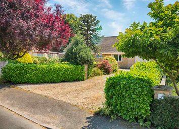 Thumbnail 4 bed detached bungalow for sale in Rectory Lane, Watlington, King's Lynn