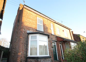Thumbnail 4 bed semi-detached house to rent in Byron Street, Eccles, Manchester