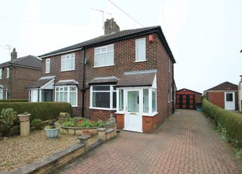 Thumbnail 2 bedroom semi-detached house for sale in High Street, Harriseahead, Stoke-On-Trent