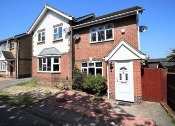 Thumbnail 2 bed semi-detached house for sale in Daniel Close, Chafford Hundred, Grays