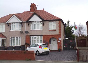 3 bed semi-detached house for sale in Dyserth Road, Rhyl, Denbighshire LL18