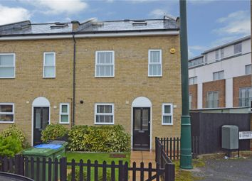 Thumbnail 3 bedroom end terrace house for sale in Banning Street, Greenwich, London
