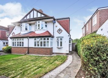 Thumbnail 4 bed semi-detached house for sale in Ernest Grove, Beckenham