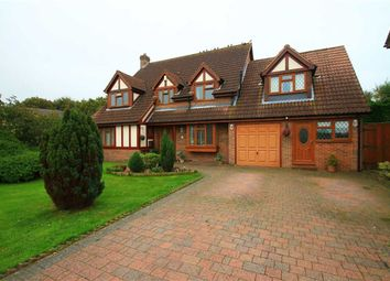 Thumbnail 6 bed detached house for sale in Johnson Close, St Leonards-On-Sea, East Sussex