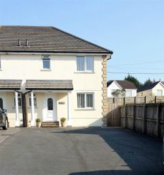 Thumbnail 3 bedroom semi-detached house for sale in Heol Rhosybonwen, Cross Hands, Llanelli