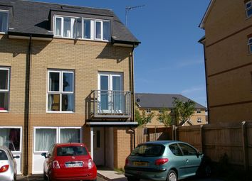 Thumbnail 1 bedroom town house to rent in The Terrace, Cambridge CB1, Romsey Town