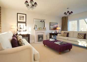 Thumbnail 4 bed detached house for sale in Plots 21 & 43 The Burford, Ferrers Park, Station Road, Lechlade, Gloucestershire