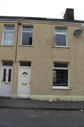 Thumbnail 4 bed terraced house to rent in Cecil Street, Neath, West Glamorgan