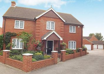 Thumbnail 4 bed detached house for sale in Maylam Gardens, Sittingbourne, Kent