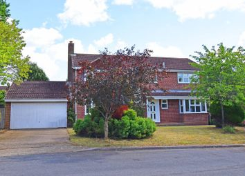 Thumbnail 5 bed detached house for sale in The Paddock, Maresfield, Uckfield
