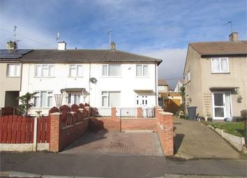 Thumbnail 3 bed end terrace house for sale in Oak Grove, Conisbrough