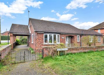 Thumbnail 3 bed detached bungalow for sale in Silver Street, North Clifton, Newark