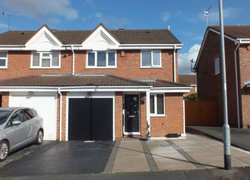Thumbnail 3 bed semi-detached house for sale in Mill Hayes Road, Burslem, Stoke-On-Trent