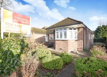 Thumbnail 2 bed bungalow for sale in Glebe Road, Stanmore