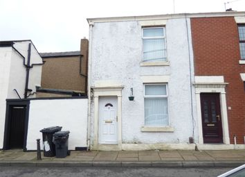 Thumbnail 2 bed end terrace house for sale in Rutland Street, Blackburn, Lancashire