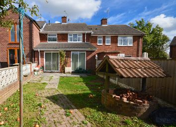 Thumbnail 3 bed terraced house for sale in Plumbley Hall Road, Mosborough, Sheffield