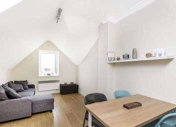 Thumbnail 1 bed flat to rent in Mossbury Road, London