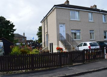 Thumbnail 2 bed flat for sale in Ivanhoe Crescent, Wishaw