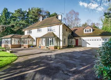 Thumbnail 5 bed detached house for sale in Chilworth, Southampton, Hampshire