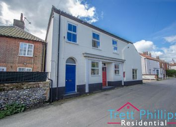 Thumbnail 5 bed cottage for sale in Front Street, Trunch, North Walsham