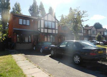 Thumbnail 5 bedroom detached house for sale in Wilkinson Croft, Birmingham