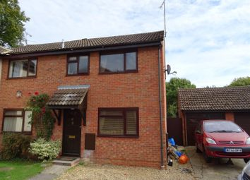 Thumbnail 3 bed semi-detached house for sale in Pinecroft Way, Needham Market, Ipswich