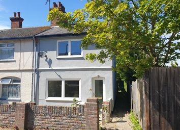 Thumbnail 3 bed end terrace house to rent in Foster Road, Harwich