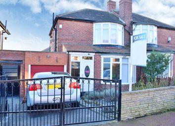 Springhill Gardens, Fenham, Newcastle-Upon-Tyne NE15. 3 bed semi-detached house for sale
