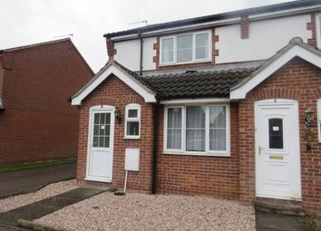 Thumbnail 2 bed semi-detached house for sale in Old Post Road, Briston, Melton Constable
