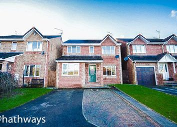 Thumbnail 5 bed detached house for sale in The Moorings, Pontymoile, Pontypool