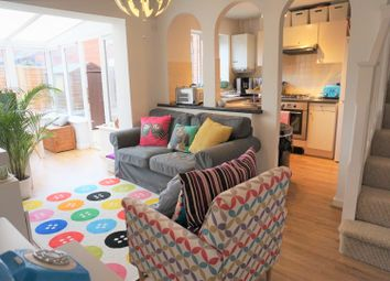 Thumbnail 1 bed end terrace house for sale in Willowside, Snodland