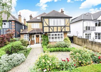 Thumbnail 4 bed detached house to rent in Chatsworth Road, Willesden Green, London