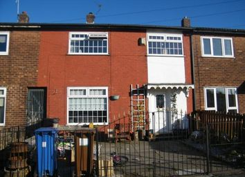 Thumbnail 3 bedroom terraced house for sale in Matley Green, Stockport, Greater Manchester