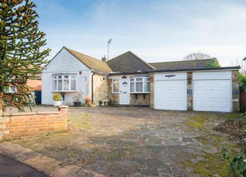 Thumbnail 2 bed bungalow for sale in Hanging Hill Lane, Hutton, Brentwood, Essex