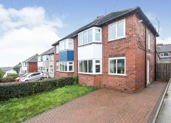 Thumbnail 3 bed semi-detached house for sale in Stanage Rise, Sheffield