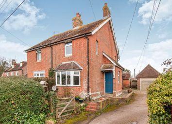 Thumbnail 2 bedroom cottage to rent in Church Farm Lane, Chalvington, Hailsham