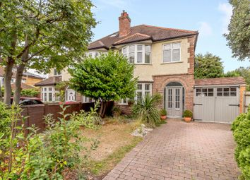 Thumbnail 3 bed semi-detached house for sale in Stanley Road, Teddington
