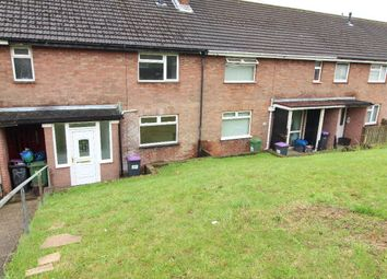 Thumbnail 3 bed terraced house to rent in Newman Road, Trevethin, Pontypool