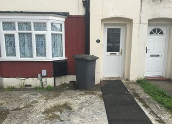Thumbnail 3 bed terraced house to rent in Kent Road, Luton