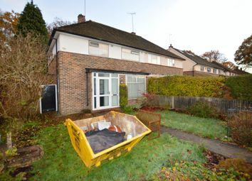 Thumbnail 3 bed semi-detached house for sale in Albert Drive, Woking, Surrey