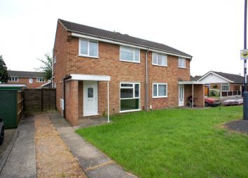 Thumbnail 3 bed semi-detached house to rent in Dunbar Close, Sinfin, Derby