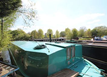 Thumbnail 2 bedroom property for sale in Houseboat, Mill Green, Caversham