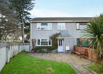 Thumbnail 4 bed end terrace house for sale in Helston, Cornwall