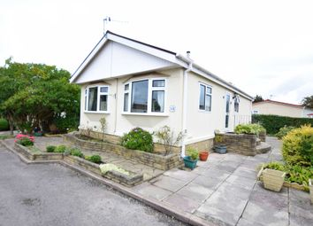 Thumbnail 2 bedroom mobile/park home for sale in Bentley Drive, Carr Bridge Residential Park, Blackpool
