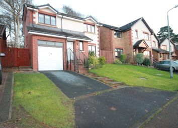 Thumbnail 4 bed detached house to rent in Stobhill Crescent, Ayr