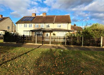 Thumbnail 5 bed semi-detached house for sale in The Crescent, Stanford, Biggleswade