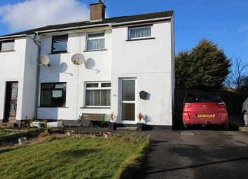 Thumbnail 3 bed semi-detached house for sale in Dromore Road, Carrickfergus