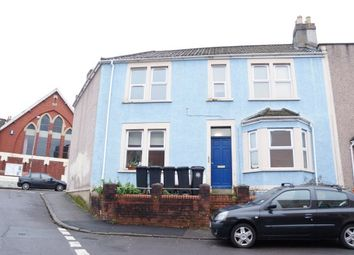Thumbnail 1 bed flat to rent in Gwilliam Street, Windmill Hill, Bristol