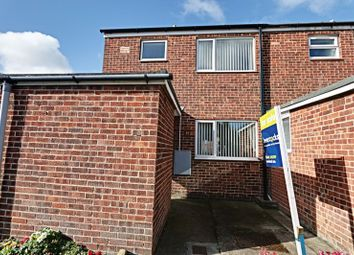 Thumbnail 3 bedroom end terrace house for sale in Ripley Close, Hull